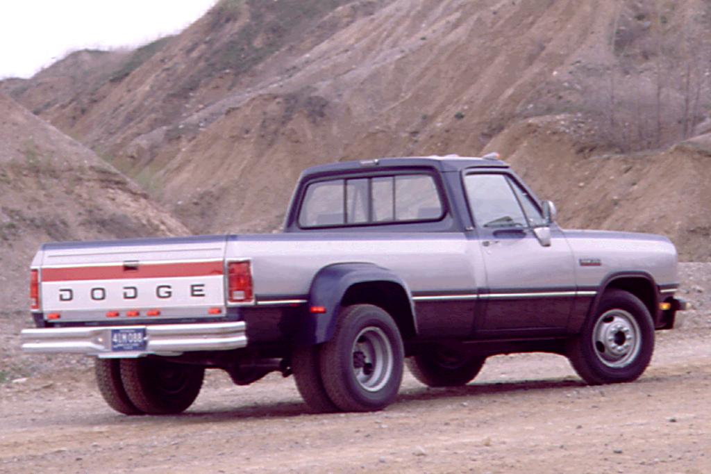download Dodge D350 workshop manual