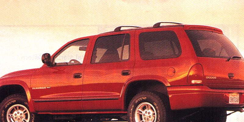 download Dodge Durango Hybrid able workshop manual