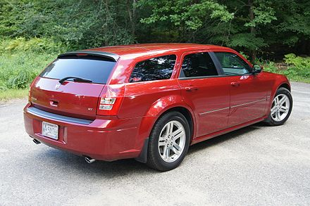 download Dodge Magnum LX Reapir workshop manual