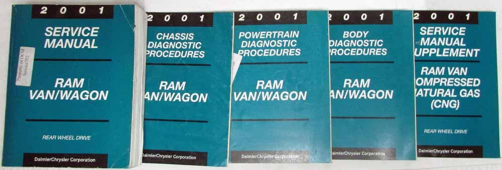 download Dodge RAM VAN workshop manual