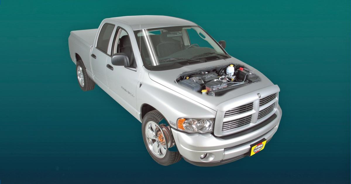 download Dodge Ram Truck 1500 3500 workshop manual