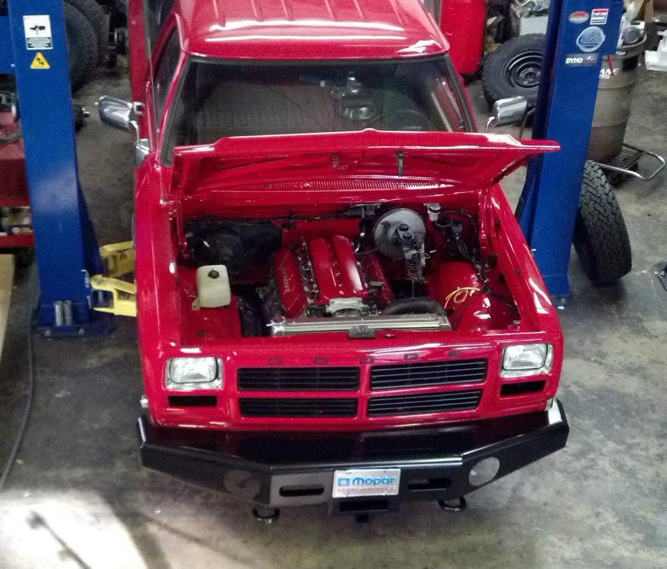 download Dodge Ramcharger workshop manual