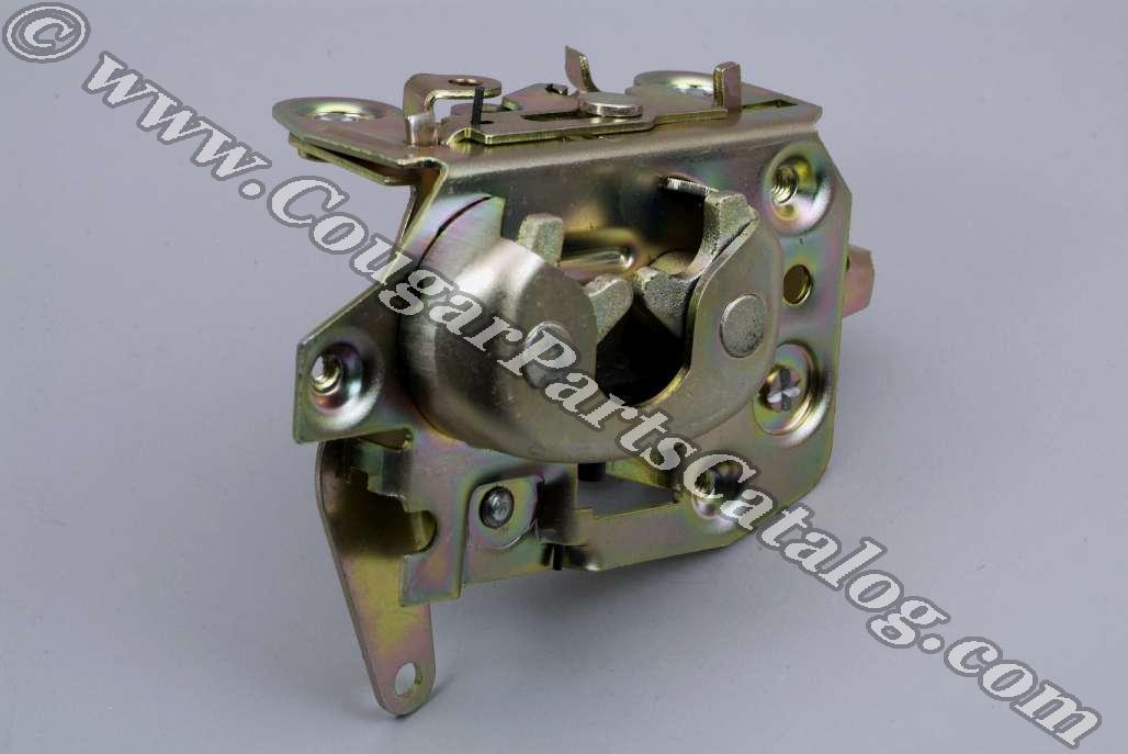 download Door Latch Striker Plate Left Ford Mercury workshop manual