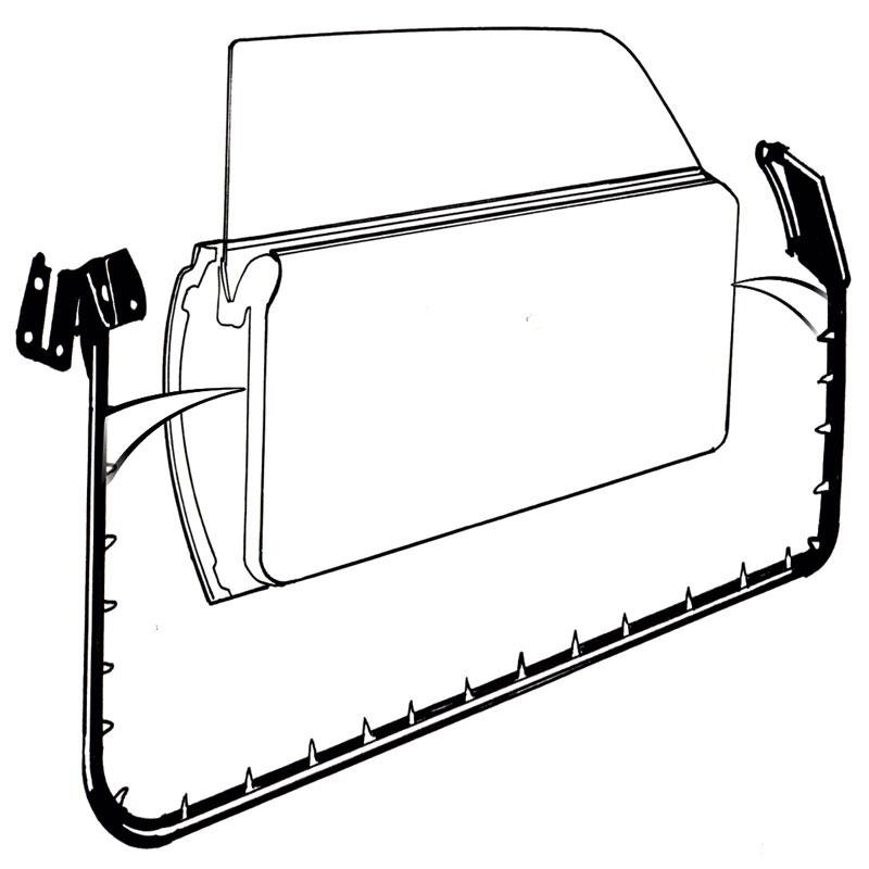 download Door Seals Ranchero workshop manual