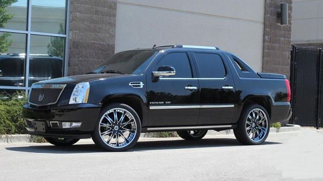 download ESCALADE EXT workshop manual