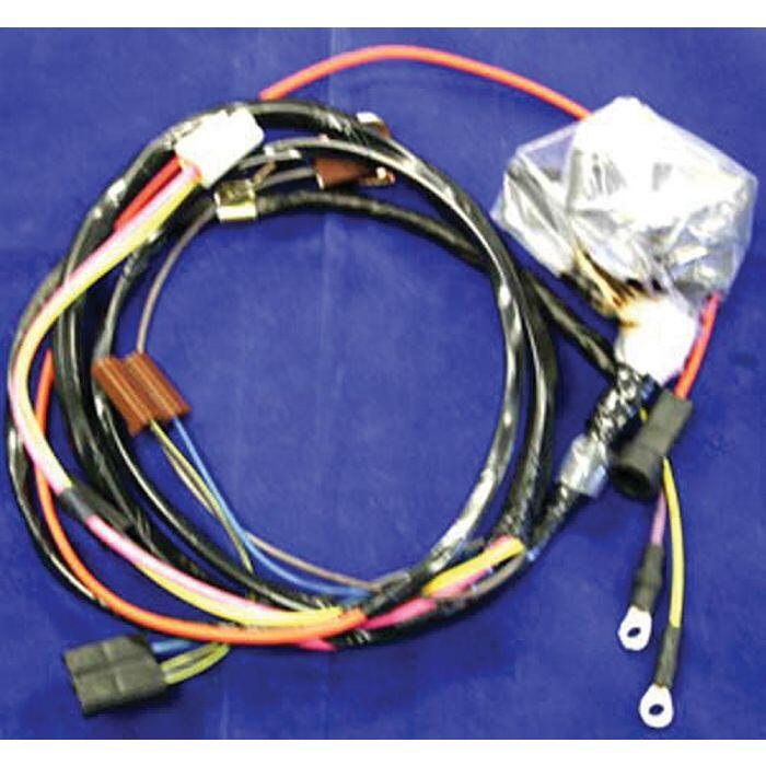 download Engine Harness Small Block With Gauges workshop manual
