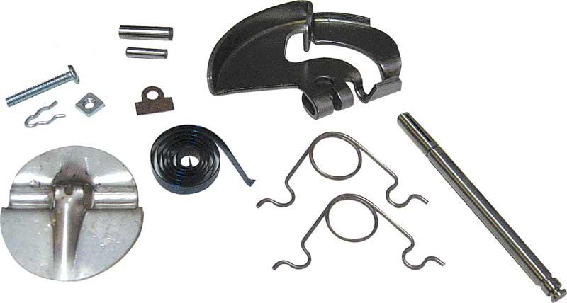 download Exhaust Manifold Choke Stove Re Kit workshop manual
