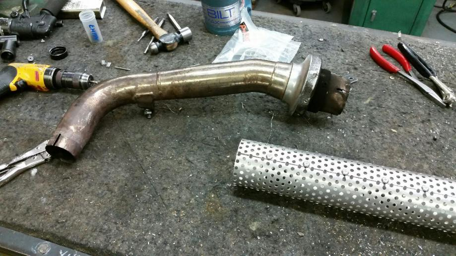 download Exhaust Pipe Packing workshop manual