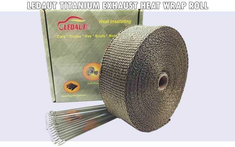 download Exhaust Wrap Titanium 2 x 15 workshop manual