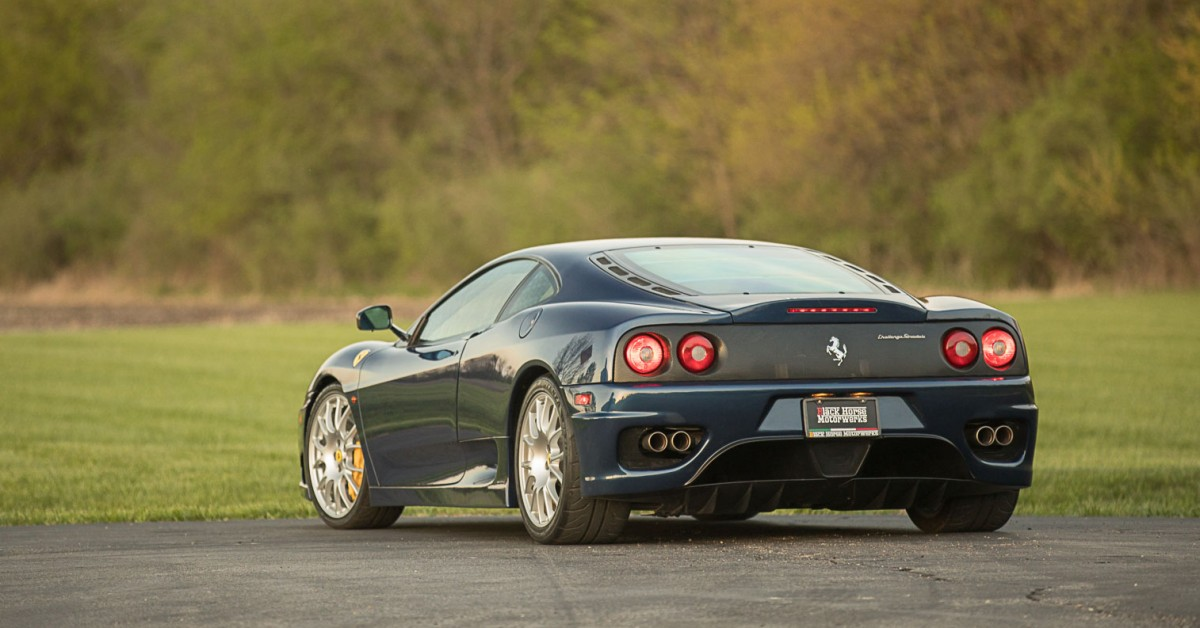download FERRARI 360 Modena CAR workshop manual