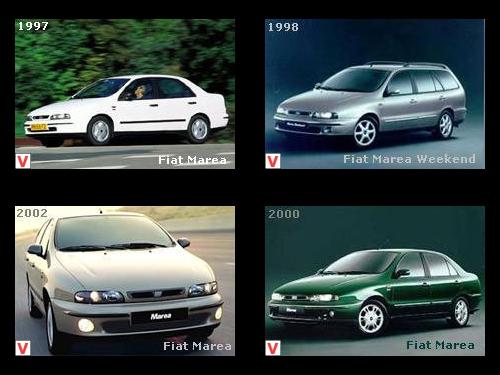 download FIAT MAREA MAREA WEEKEND workshop manual