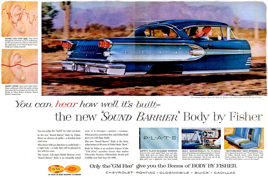 download FISHER Body Chevrolet Oldsmobile Buick Pontiac Cadillac workshop manual