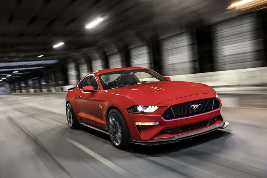 download FORD MUSTANG able workshop manual