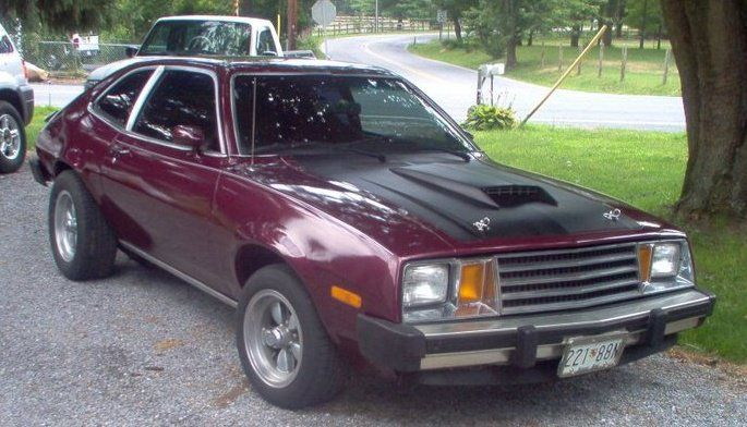 download FORD PINTO workshop manual