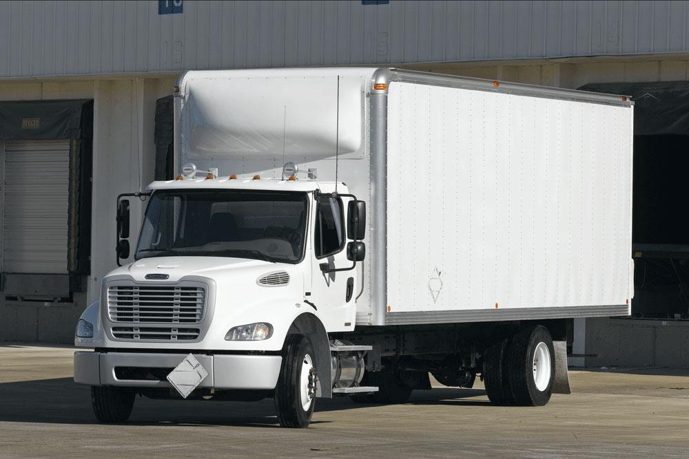download FREIGHTLINER BUSINESS Class M2 Commercial Trucks workshop manual