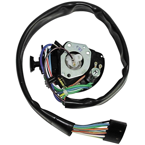 download Fairlane 71 Torino Ranchero Montego Turn Signal Switch With Tilt Wheel workshop manual