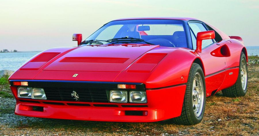 download Ferrari 288 GTO USA workshop manual