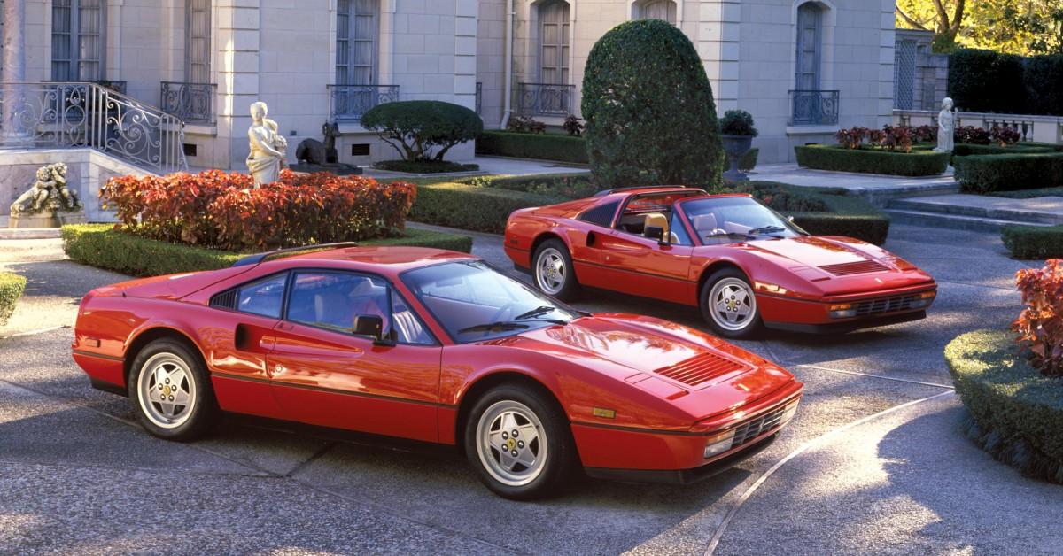 download Ferrari 328 USA version workshop manual