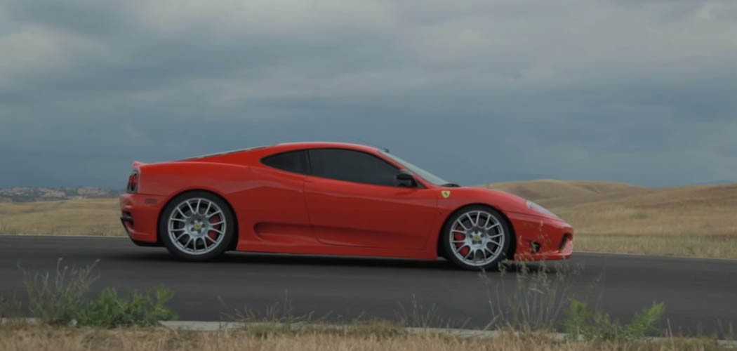 download Ferrari 360 MODENA Partswith exploded views able workshop manual