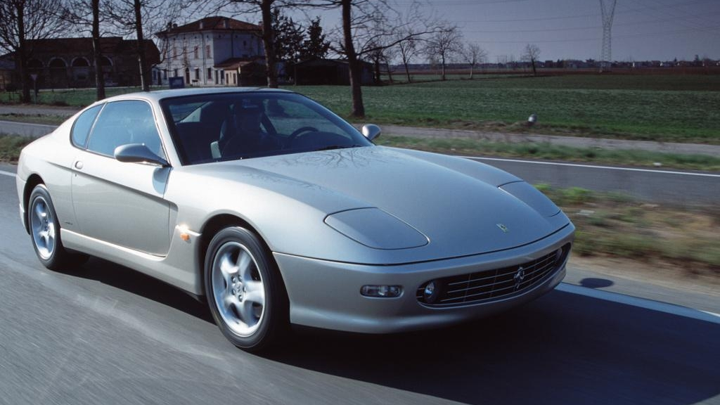 download Ferrari 456M GT GTA workshop manual