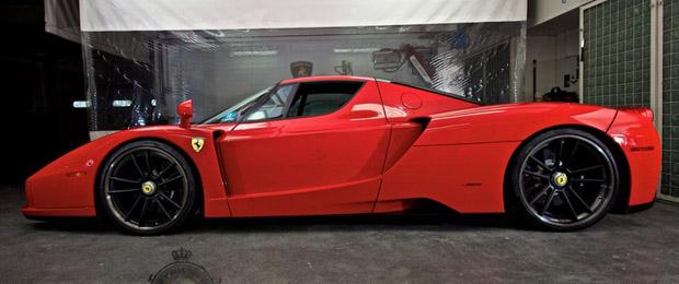 download Ferrari Enzo USA workshop manual
