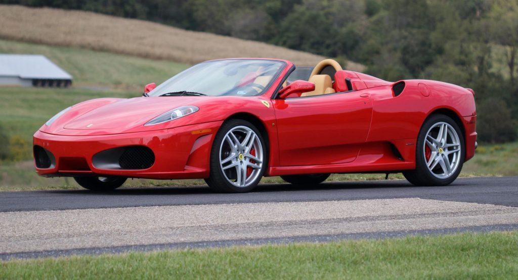 download Ferrari F430 Spider   1 workshop manual