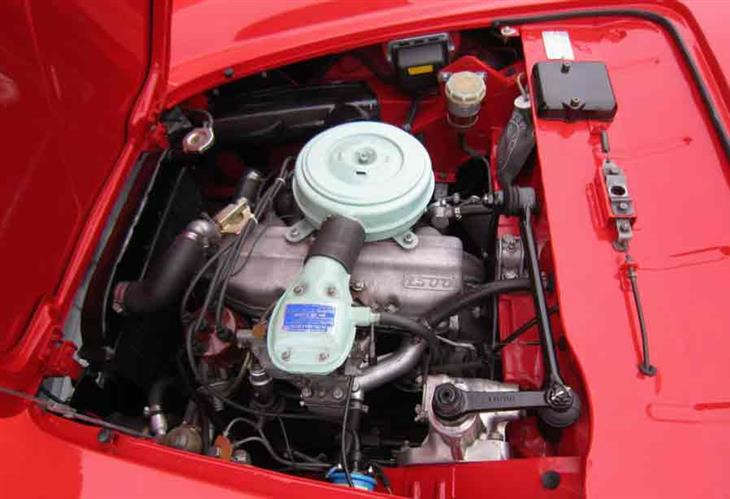 download Fiat 1500 Cabriolet workshop manual