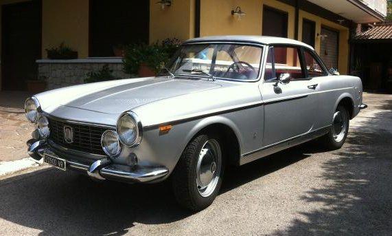 download Fiat 1600s Cabriolet 1964 workshop manual