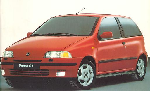 download Fiat Punto Mk1 workshop manual