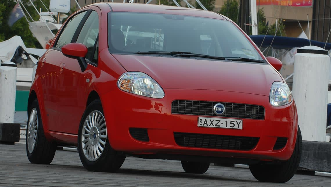 download Fiat Punto workshop manual