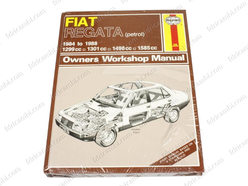 download Fiat Regatta workshop manual