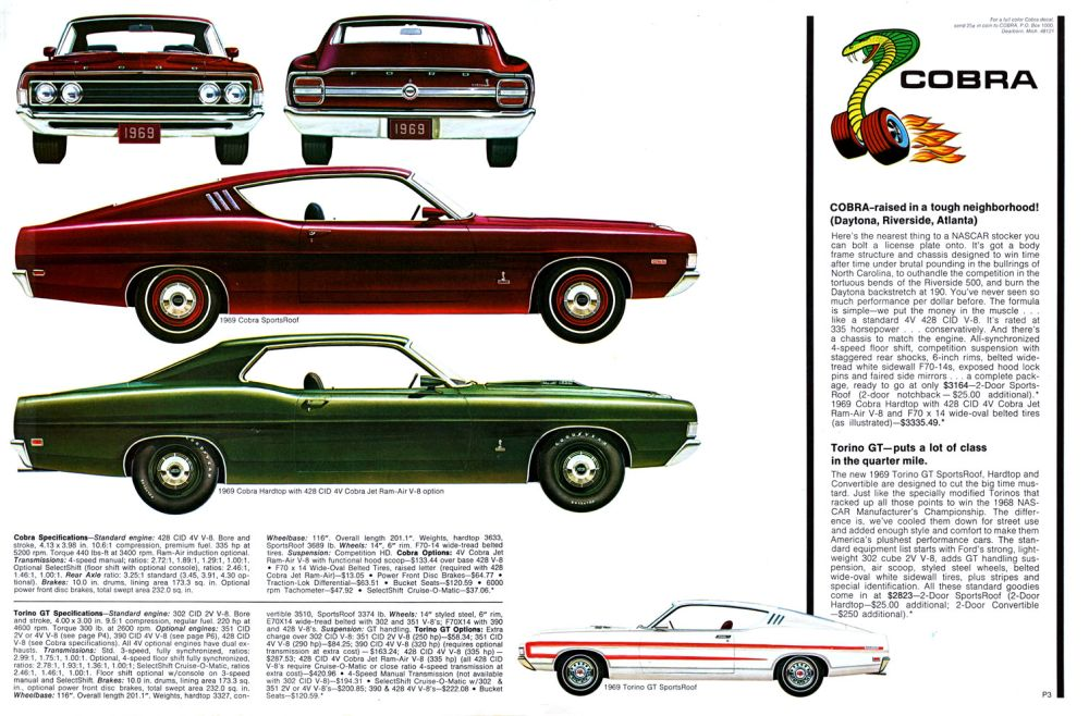 download Floor Pan Front Section Right Side  Fairlane Torino Ranchero Cyclone Montego workshop manual