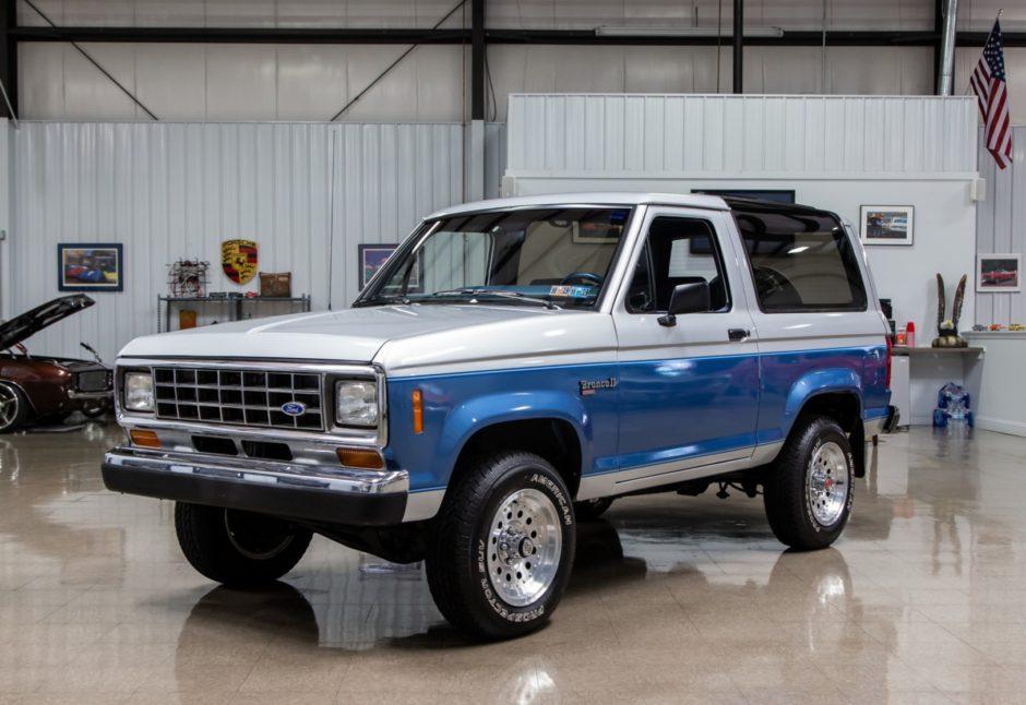 download Ford Bronco II workshop manual