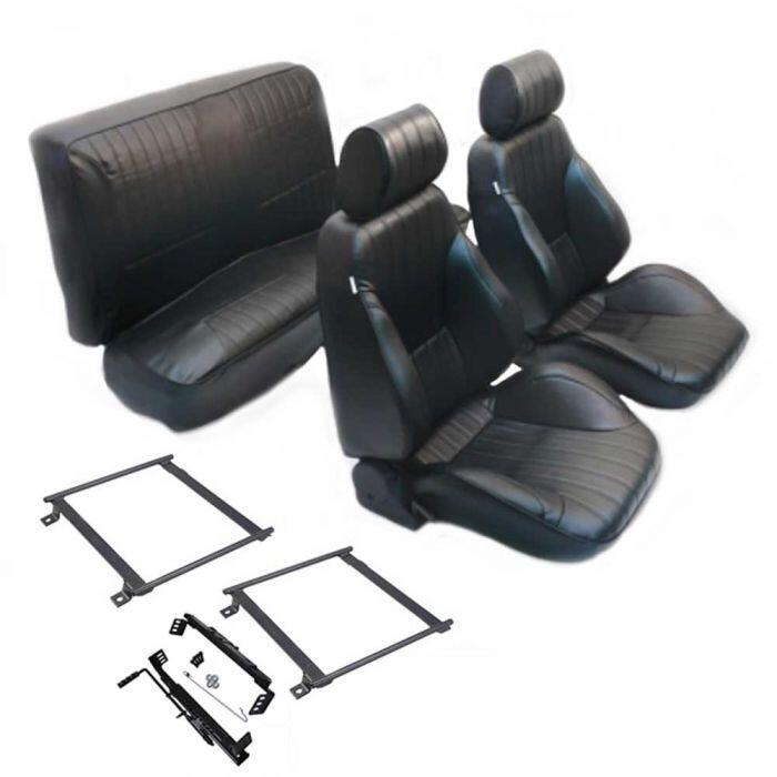 download Ford Bucket Seat Pro 90 With Headrest Left workshop manual