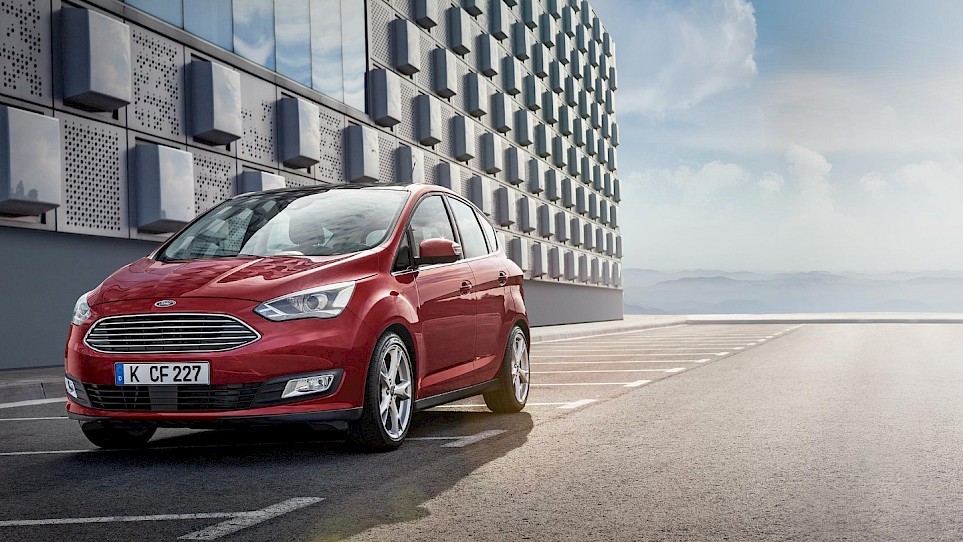 download Ford C Max workshop manual