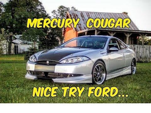 download Ford Cougar workshop manual