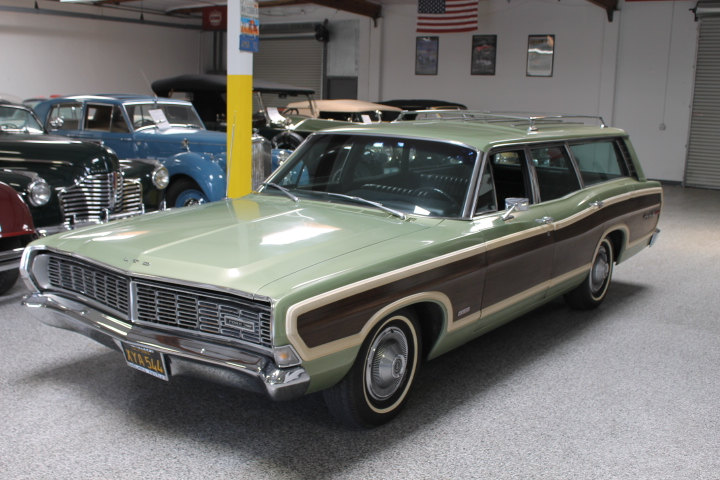 download Ford Country Squire workshop manual