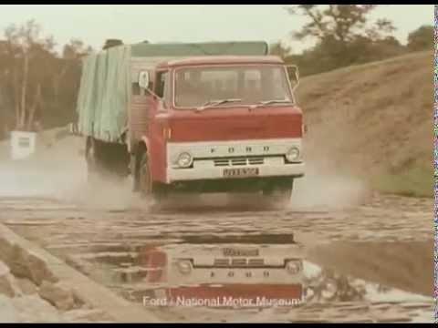 download Ford D1000 workshop manual
