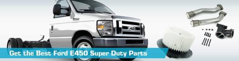 download Ford E 450 Super Duty workshop manual