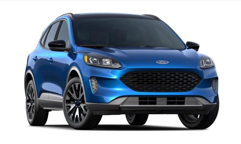 download Ford Escape Hybrid workshop manual