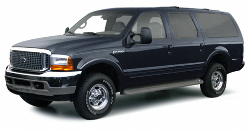 download Ford Excursion to workshop manual