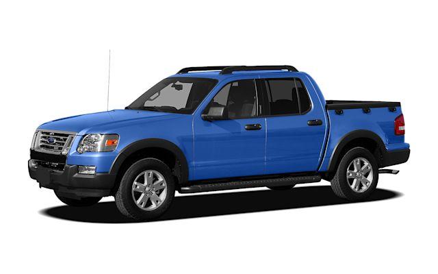 download Ford Explorer Sport Trac workshop manual