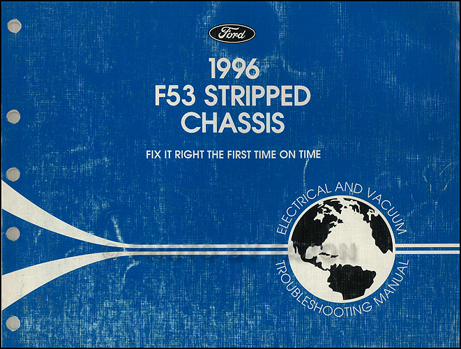 download Ford F53 Chassis workshop manual
