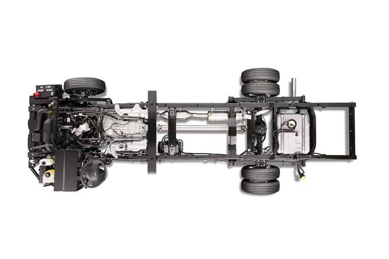 download Ford F59 Motorhome Chassis workshop manual