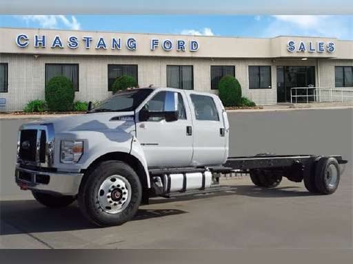 download Ford F650 workshop manual