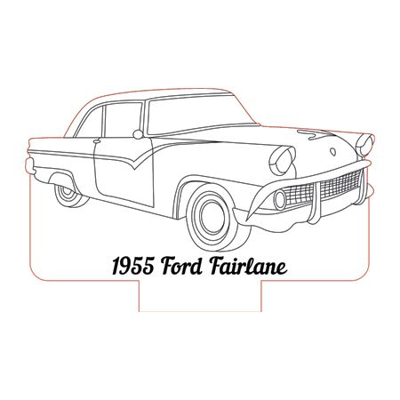 download Ford Fairlaine DA DC workshop manual