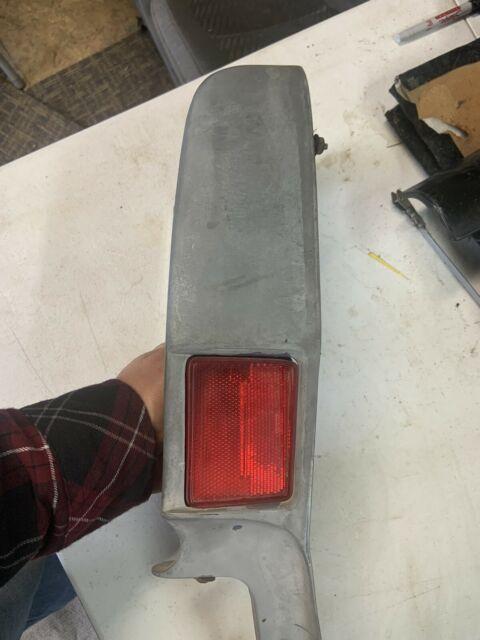 download Ford Fairlane Torino Fastback Red Rear Sidemarker Light Lenses Pair workshop manual