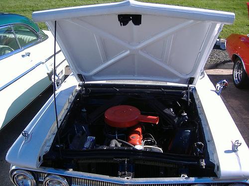 download Ford Falcon Mercury Comet Upper Radiator Hose workshop manual