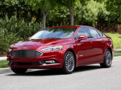 download Ford Fusion Hybrid workshop manual