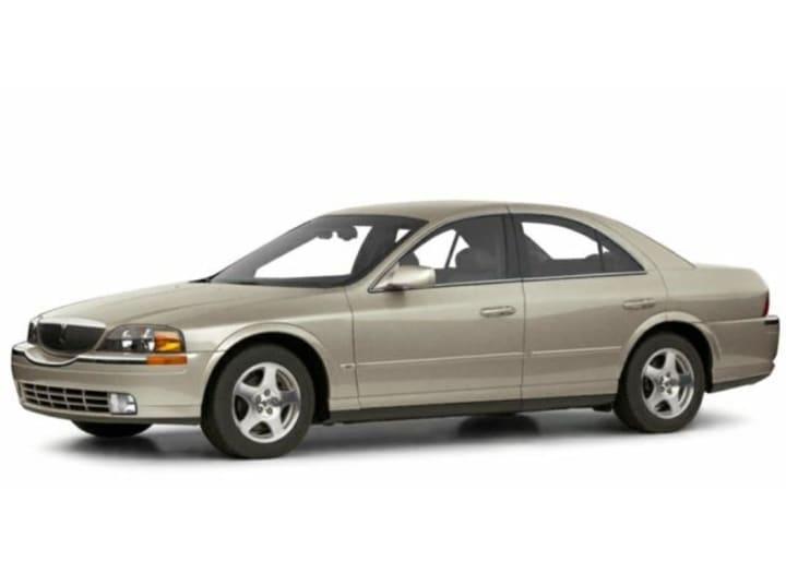 download Ford Lincoln LS workshop manual